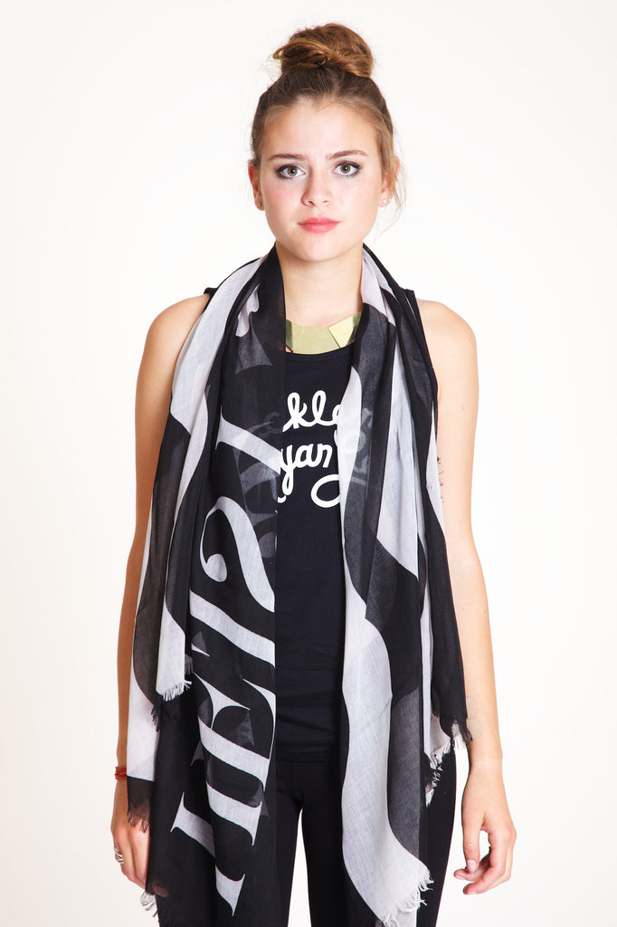 The Heist Flag Scarf