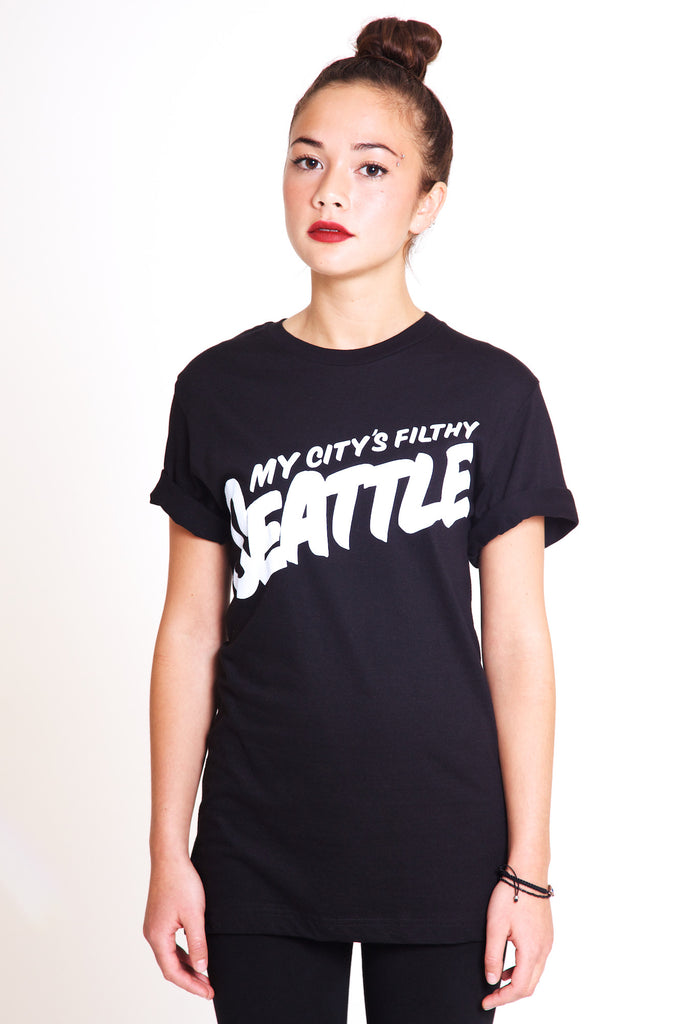 My City's Filthy Seattle T-Shirt