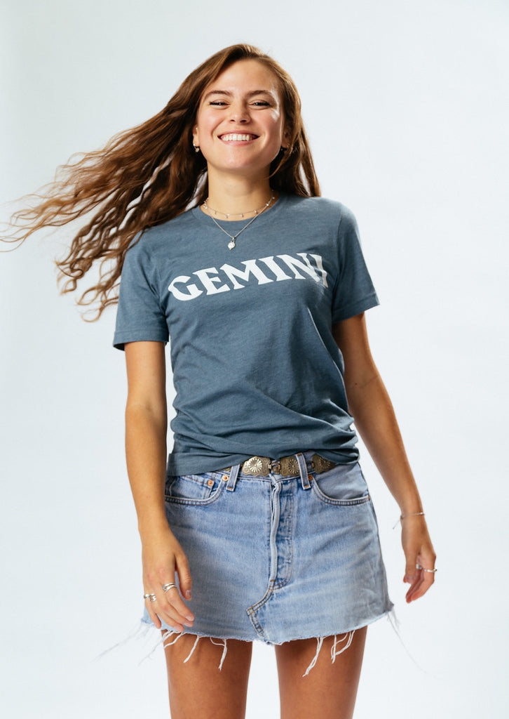 GEMINI US Tour Tee