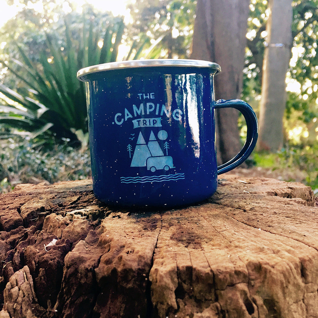 Camping Trip Cup