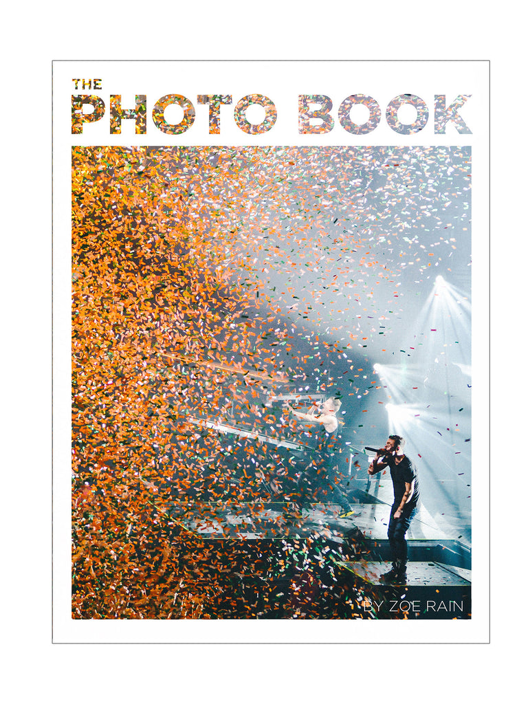 Macklemore Photo Book