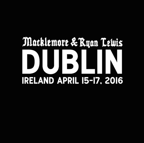 DUBLIN 2016 Match T-Shirt