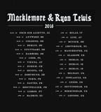 Match Tank  w/ Europe 2016 Tour Dates