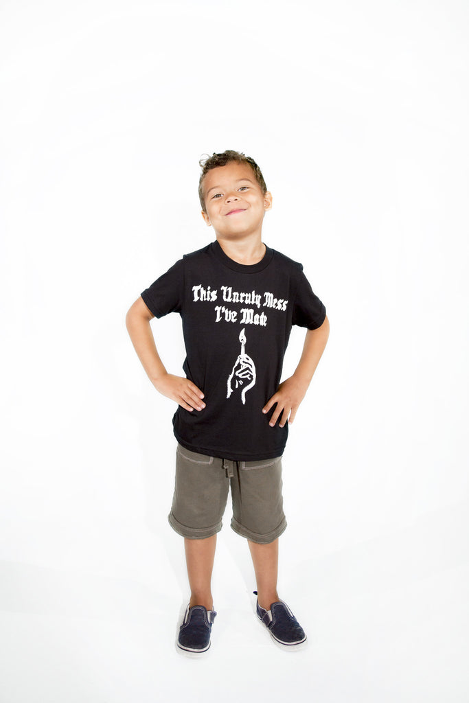 Kids Match T-Shirt