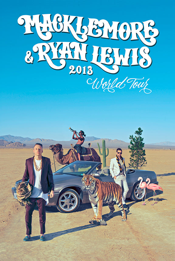 SALE World Tour 2013 Poster
