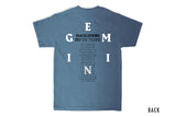 GEMINI 2017 US Tour Tee