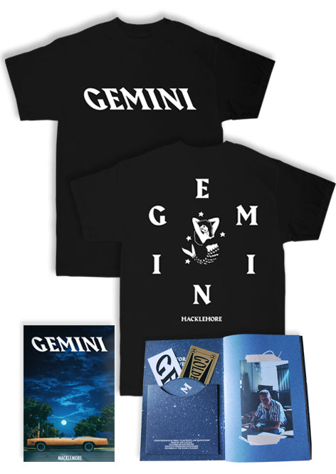 GEMINI Deluxe + T-Shirt | Savings $10