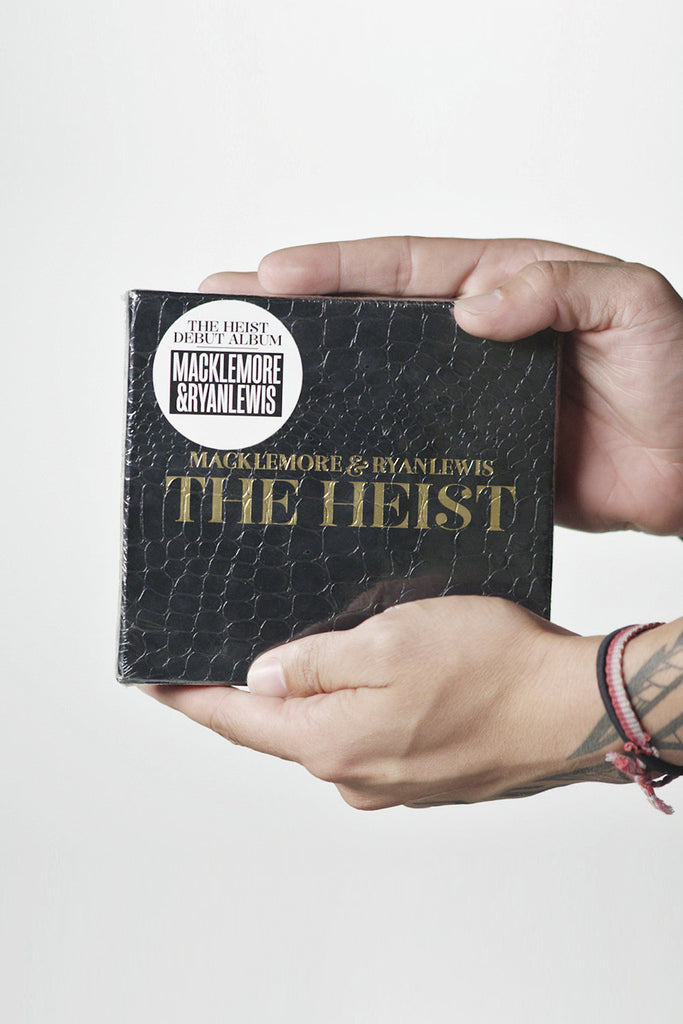 The Heist Deluxe Edition