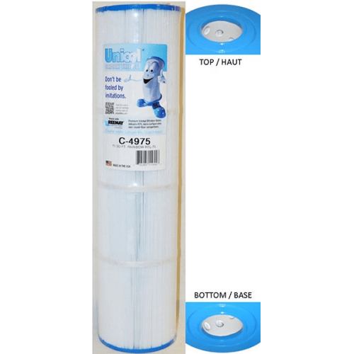 C-4975 Unicel Filter Cartridge - Hot Tub Outfitters
