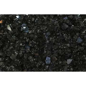 Crushed Fire Glass Lava - Hot Tub Outfitters