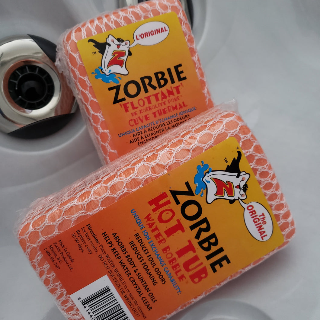 Zorbie Water Bobble - Hot Tub Scum Collector - Hot Tub Outfitters