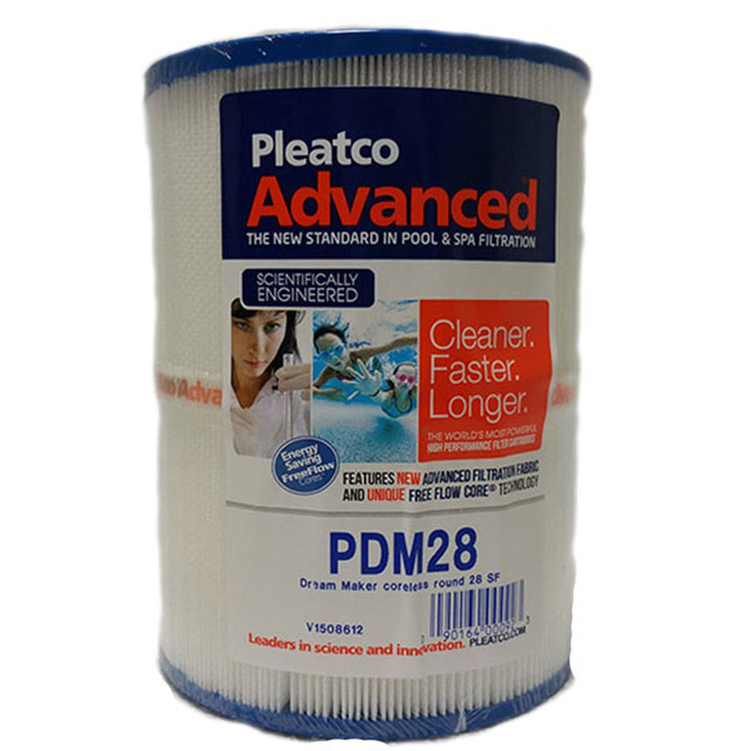 PDM28 Pleatco Filter - Hot Tub Outfitters