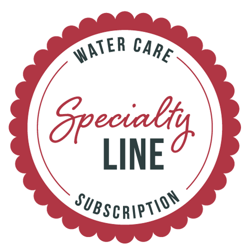 Water Care Specialty Line Subscription - Hot Tub Outfitters