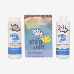 Jack's Magic The step stuff - Hot Tub Outfitters
