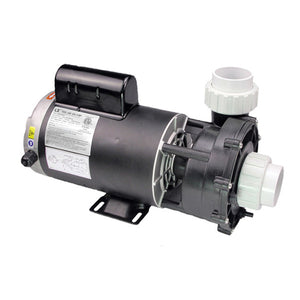 "LX Side Discharge Pump 3hp 56 frame 240v side discharge 2.0""x2.0""  Part # 56WUA300-II - Hot Tub Outfitters"
