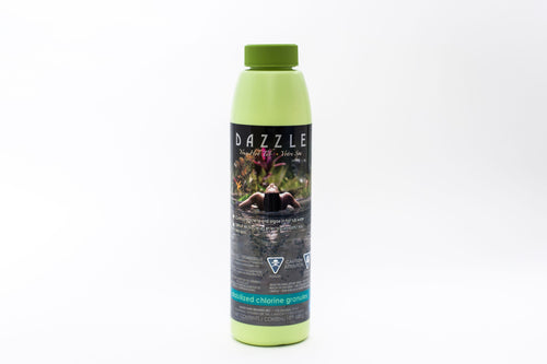 Dazzle Stabilized Chlorine Granules - Hot Tub Outfitters