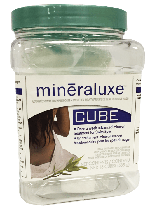 Swim Spa Mineraluxe 13 Cubes - Hot Tub Outfitters