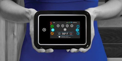 Gecko IN.K1000 Touchscreen Topside - Hot Tub Outfitters