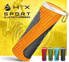 HTX Sport Bluetooth Speaker - Black or Blue Available - Hot Tub Outfitters