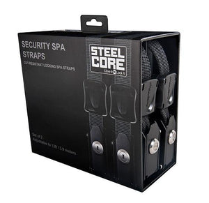 Steelcore Hot Tub Lock Kit - Hot Tub Outfitters