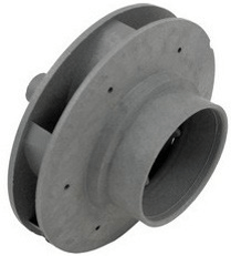 Waterway Executive Impeller (available 3/4HP, 1.0HP, 2.0HP, 3.0HP, 4.0HP, 5.0HP) - Hot Tub Outfitters