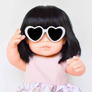 Dolls Heart Sunglasses