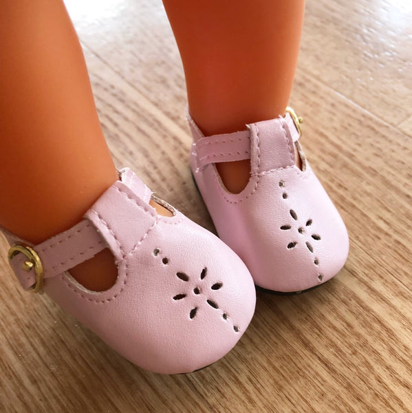 Pearl doll shoes