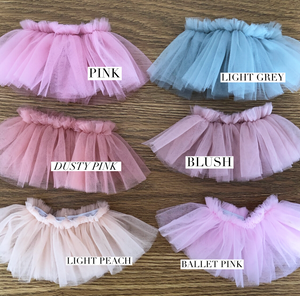 Ready to ship // Dolly tutu (Available in 6 colours)