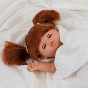 Ready to ship // 'Sleepy eyes' Gabrielle: Minikane Doll