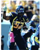 Najee Goode West Virginia Mountaineers Signed 8x10 Photos WVU
