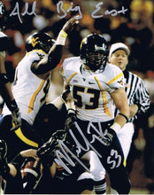 Marc Magro West Virginia Mountaineers Signed 8x10 Photo