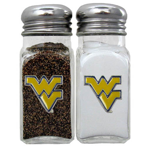West Virginia Mountaineers Salt & Pepper Shakers