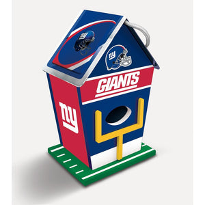 New York Giants Birdhouse