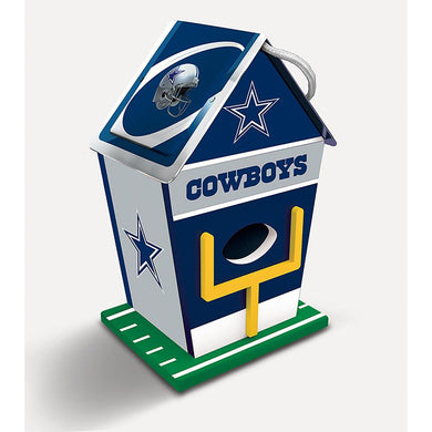 Dallas Cowboys Birdhouse