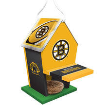 Boston Bruins Birdhouse
