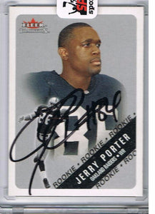 wvu football, jerry porter
