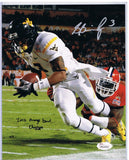 wvu football stedman bailey