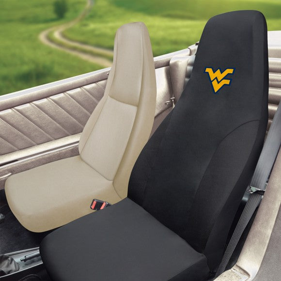 West Virginia Mountaineers Car Seat Covers
