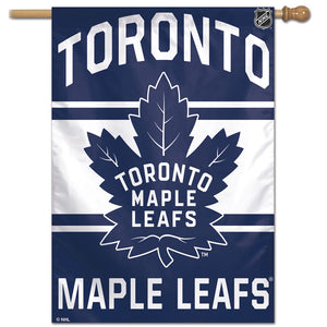 "Toronto Maple Leafs Vertical Flag 28""x40"""