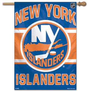 "New York Islanders Vertical Flag 28""x40"""