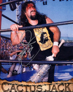 mick foley, catus jack, dude love, man kind, wwe, wwf wcw, nwa tna, wwe hall of famer, roh
