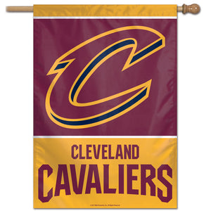 "Cleveland Cavaliers Vertical Flag 28""x40"""