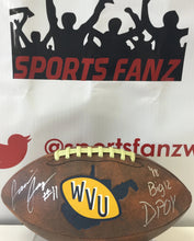 david long signed wvu football