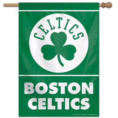 Boston Celtics Vertical Flag 28