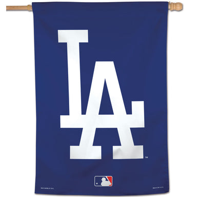 Los Angeles Dodgers Vertical Flag - 28