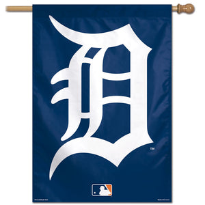 "Detroit Tigers Vertical Flag - 28""x40"""