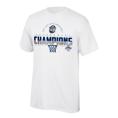 Georgetown Hoyas 2021 Big East Basketball Tournament Champions Locker Room Shirt