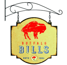 buffalo bills tavern sign