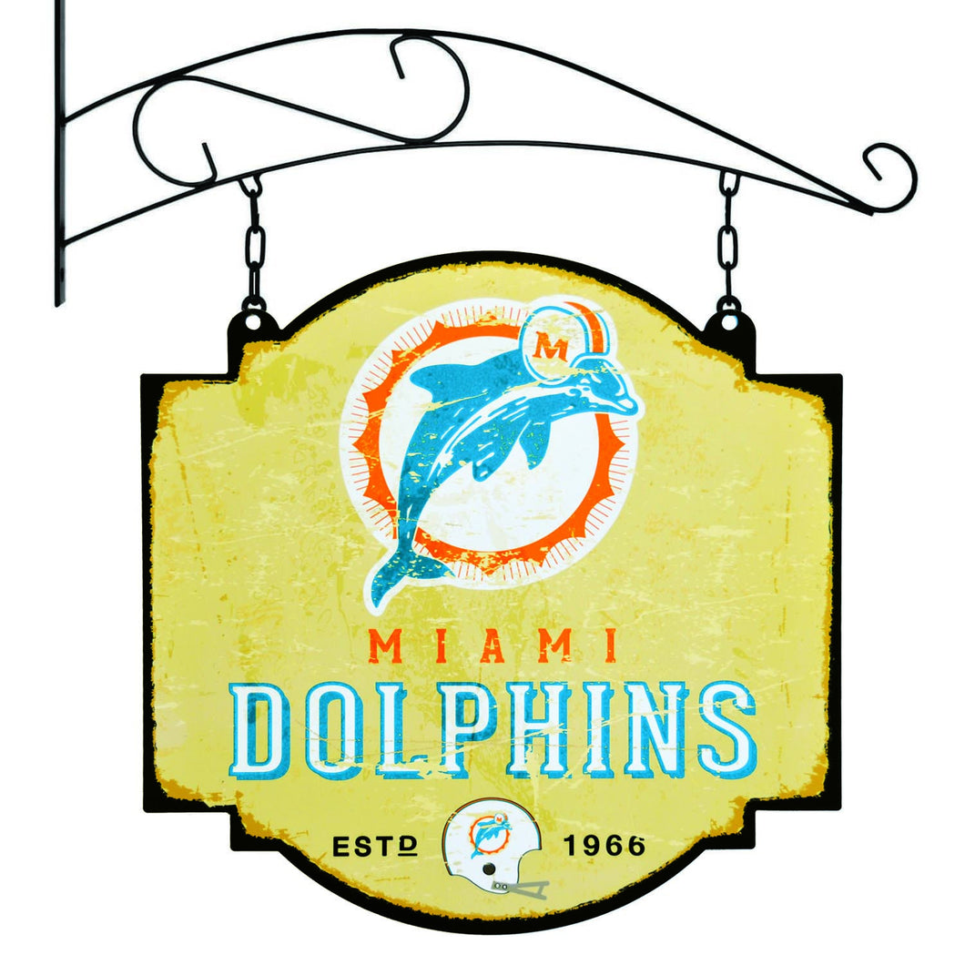 dolphins tavern sign