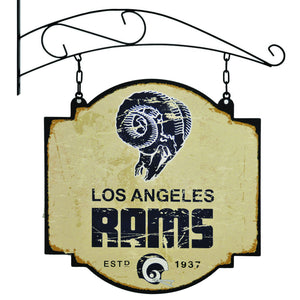 la rams, rams tavern sign